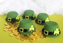 St. Patrick's Day / Cute and fun ideas and recipes for celebrating St. Patrick's Day