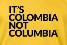 i love colombia / Reasons why I love Colombia