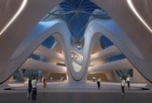 Interesting Interiors / Inventive interesting spaces