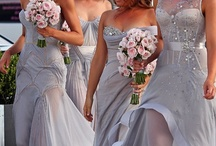 Fab Bridesmaids Ideas / If you're a bride who wants her girls to stand out and look FAB on your big day, these ideas are sure to inspire!  / by Nicole Pringle