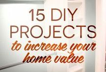 Home Sweet Home / Ideas and Tips for home projects