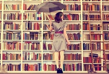I Don't Buy Books, They Adopt Me.... / I have been an avid reader for years.  I always hoped my daughter would follow in my love to read.  My oldest has made that her mission.  She goes through books faster than me!!!! / by Michele Bonotto