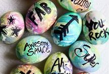 Easter / Celebrate Easter with your family with these cute and fun ideas and recipes