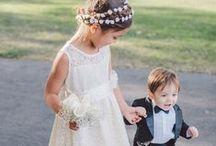Kids at Weddings / by POPSUGAR Moms