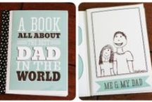 Father's Day Fun / Gift and activity ideas for a special Father's Day