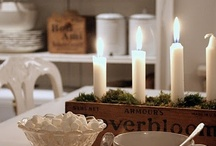 Candles / by Loes Vd Veer