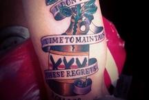 Chad tattoo / by Manda Yarbrough