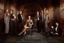 TV shows I like / by Denise Cicuto