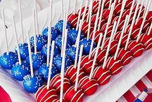 Fourth Of July / Craft, decorating, and recipe ideas for the Fourth Of July.