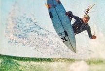 Sports, fitness and inspiration  / Sports such as surfing, skateboarding, snowboarding, golf, ballet, yoga, ice skating, fitness tips and inspiration  / by Susie McBeth