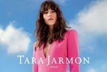 Tara Jarmon Campaigns / Campagnes de Publicité Tara Jarmon  // Tara Jarmon Ad campaigns
