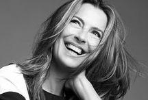 The designer Tara Jarmon