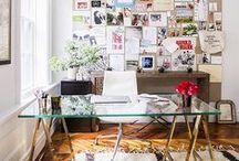 work / creative space