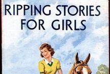 Vintage Girls Books