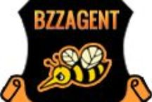 BZZAgent / BZZAgent Campaign Pins / by Anna Fantasia
