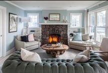Hamptons Residence by Kati Curtis Design / Hamptons Residence interior design by Kati Curtis Design