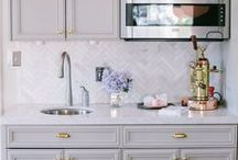 Lefer Kitchen / Lefer kitchen remodel  / by Christin