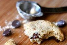cookies, bars & candy / grain & dairy-free treats to satisfy any sweet tooth!
