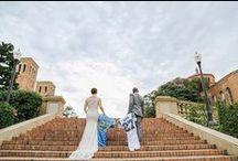 UCLA wedding