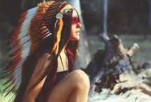 Dress up / Native American / by Marie :-)