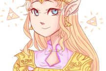 Zelda (Ocarina of Time) / Princess Zelda is amazing, she can kick butt (when she is Sheik) but the coolest thing about her that Spoilers: she can transform to Sheik (I mention this at the top already)