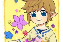 Link (Skyword Sword) / A Precious Cinnamon Roll too Precious for This World //>w<//