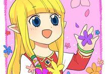 Zelda (Skyword Sword)