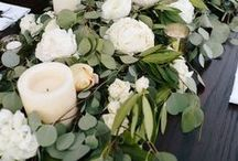 Seasonal Floral Centerpieces / Ideas for beautiful centerpieces for any occasion