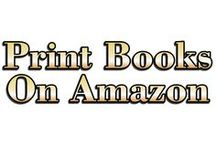 Print Books on Amazon (all Genres)