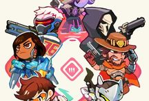 """Overwatch """"Heroes Never Die!"""" / """"Never Accept The World As It Appears To Be, Dare To See It For What It Could Be!"""" Play main as Mercy (""""Heroes Never Die!"""") ✨Òv<✨, D.Va (""""Nerf This!"""") ✨=ÒvÓ=✨, & McCree (""""It's Hiiiiigh Noon!"""") ✨ÒwÔ✨"""