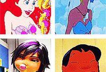 The Wonderful World of Disney!✨ / Make your wish come true! Ôw<~✨