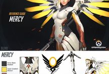 Overwatch: Character References