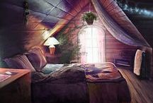 Interiors / by Jackie Riel