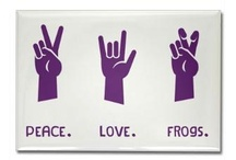 Gettin' Froggy Wit' It / Riff Ram, Bah Zoo... Give 'Em Hell, TCU!!