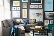 For the Home:Living Spaces & Colors