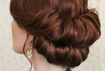 Hair and Accessories / by Renee Wiese