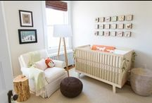 Baby Room Ideas / by Andrea Vlaminck