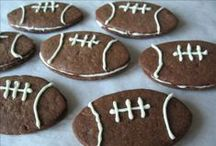 Football Food / by Heather Crowley