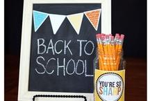 Back to school / by Terresa Burnham