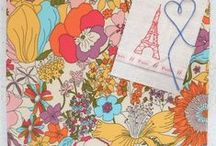 Liberty of London/Other Fabric/Wallpaper / by Tracy Chunat