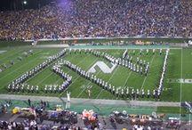 Northwestern / Hail to Alma Mater We will sing thy praise forever!  Proud alumnus of Northwestern University / by Michael Morris
