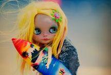 blythe dolls / by Tracy Chunat