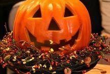 Halloween / by Tracy Chunat