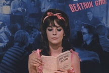 ⓑⓔⓐⓣ-ific / Beatniks • Beat Generation • literature & pop culture portrayals / by Dæna