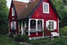 Houses with character / by Tracy Chunat