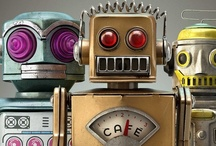 robots and ugly dolls / by Tracy Chunat