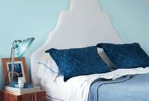 Bedroom on a budget / Create the bedroom of your dreams with these inspiring projects and designs