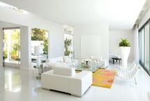 Living Spaces / What does your dream home look like? Check out these inspirational designs and ideas to get the look at your place