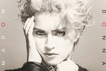 Madonna / She defined my youth.  She changed my life because she showed us it was ok to be different and to show the world.  I especially like to find pictures of  her when she was young. / by Tracy Chunat