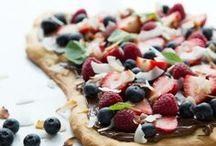 Yum! / delicious food desserts